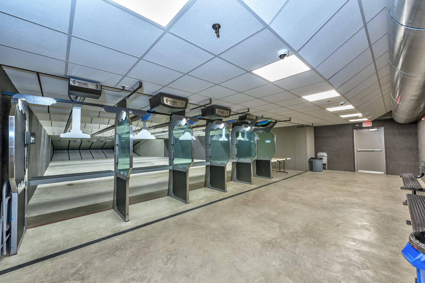 carbon club firing range