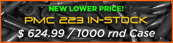 PMC 223 Ammo Available